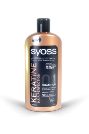 Shampoing syoss 500ml
